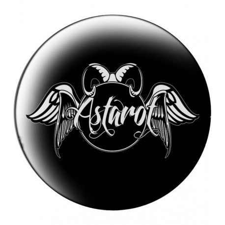 "Chapa ""Logo Astarot"""