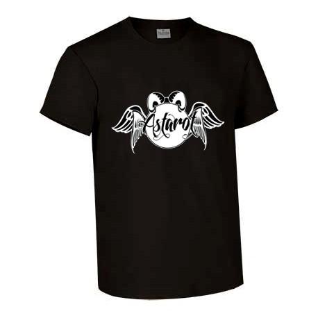 """Camiseta """"Logo Astarot"""" Hombre"""
